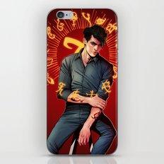 Alec Lightwood iPhone & iPod Skin