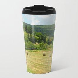 Italian Countryside Travel Mug