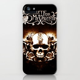 Bullet For Valentine iPhone Case