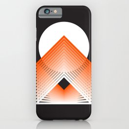 Supra Moon iPhone Case