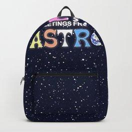 ASTROWORLD TRAVIS Backpack
