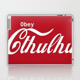 Obey Cthulhu Laptop & iPad Skin