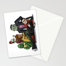 The Universal Monster Club Stationery Cards