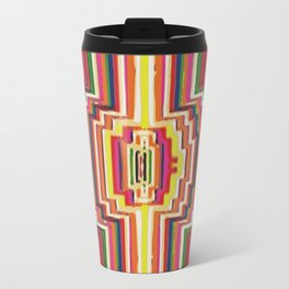 Cool patterns ~ Maya Wave Travel Mug