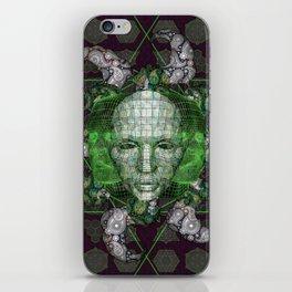 Cybernetic iPhone Skin