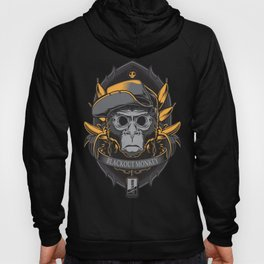 The Blackout Monkey Hoody