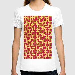 Colorful Maze II T-shirt