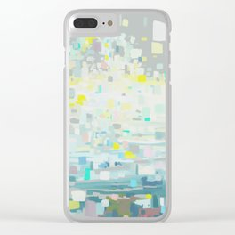 chill-chill Clear iPhone Case