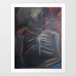 Paintings Art Print