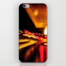 City Lights IV iPhone & iPod Skin