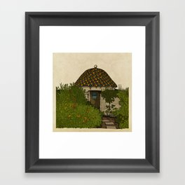 The Guard House Framed Art Print