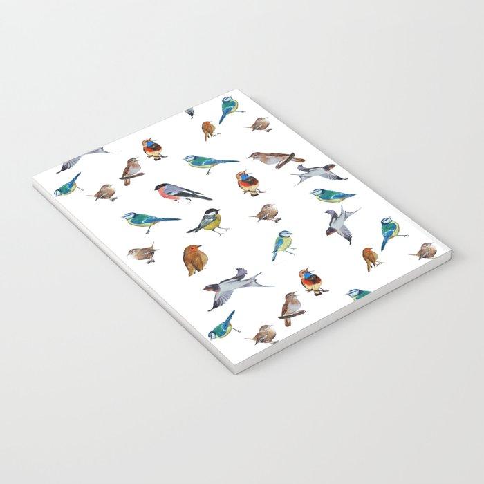 I love birds Notebook
