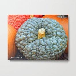 Bumpkin Pie Metal Print