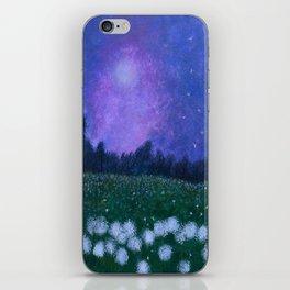 Dandelion Dreams iPhone Skin