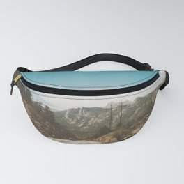 Colorado Roads Fanny Pack