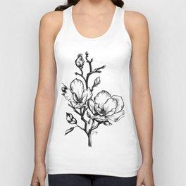 Magnolias Unisex Tank Top