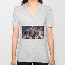 Abbey Road Unisex V-Neck