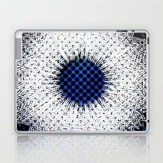 Ice wreath Laptop & iPad Skin