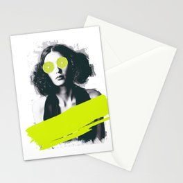 Sour Vision Stationery Cards