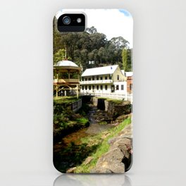 Stringers Creek - Walhalla - Australia iPhone Case