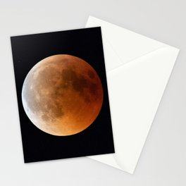Magical Full Moon Stationery Cards