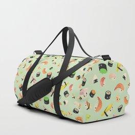 KAWAII SUSHI // PATTERN Duffle Bag