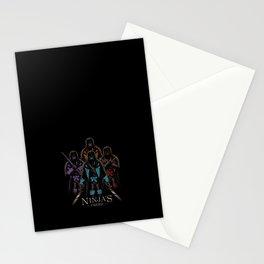 Ninja's Creed Stationery Cards