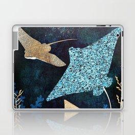 Metallic Stingray II Laptop & iPad Skin