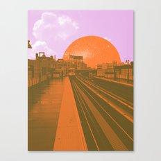TRANSPORT #3 Canvas Print