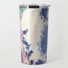 Crystal Explosions Travel Mug