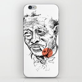 Son House - Get your clap! iPhone Skin