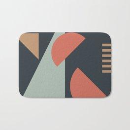 Abstrato Racional 01 Bath Mat