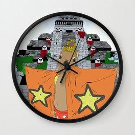 We Used To Sacrifice Wall Clock