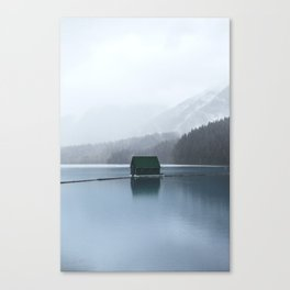 Vancouver, British Columbia II Canvas Print