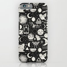 Lunar Pattern: Eclipse iPhone 6 Slim Case