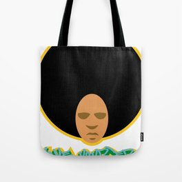 Love the 'Fro Tote Bag