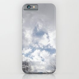 When the Bells of Heaven Toll iPhone Case