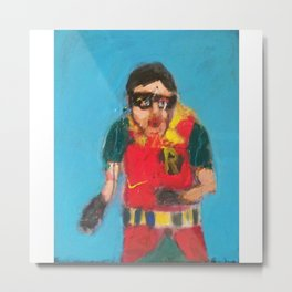 Boy Wonder! Metal Print
