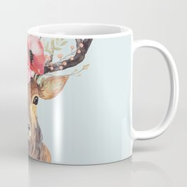 Bohemian Deer 2 Coffee Mug