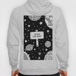 Space for rent Hoody