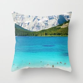 Summer Vibes #society6 #decor #buyart Throw Pillow