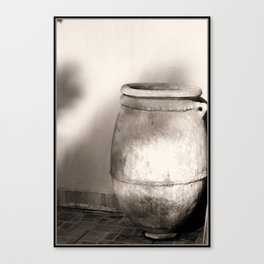 Big Urn Canvas Print