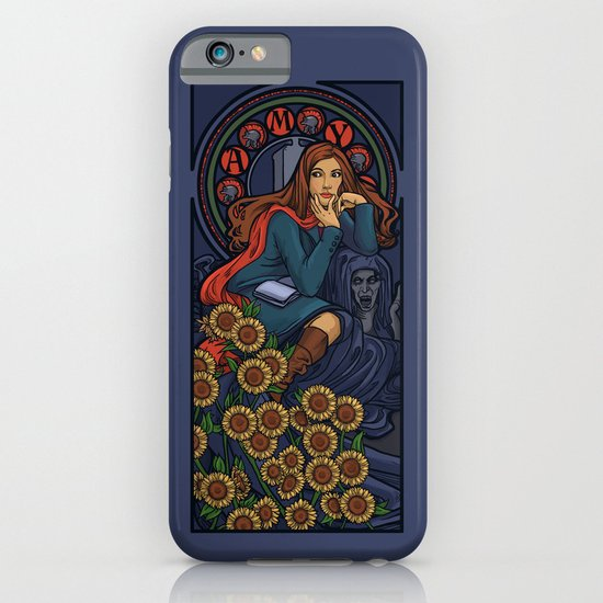 Pond Nouveau iPhone & iPod Case