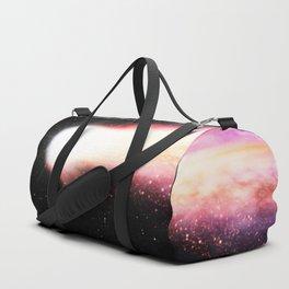 Luminous Fireball Comet Duffle Bag