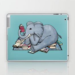 The Best Thing About Rainy Days Laptop & iPad Skin