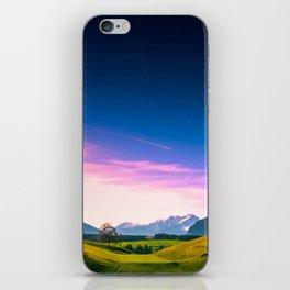 Sunset Hills iPhone Skin