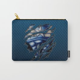 Modern Blue Captain steve iPhone 4 4s 5 5c 6, pillow case, mugs and tshirt Carry-All Pouch