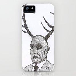 HANNIBAL iPhone Case