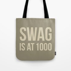 Swag approved Tote Bag