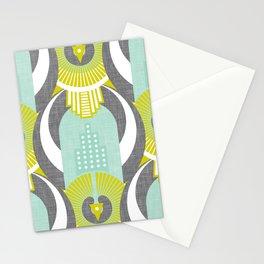 Art Deco Rio De Janeiro Stationery Cards
